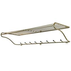 Hat Rack Large | Brass
