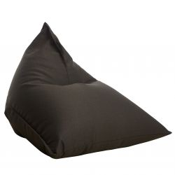 Beanbag Triangle + Refill | Grey