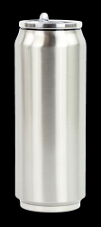 Isotherm Tin Can 500 ml | Silver