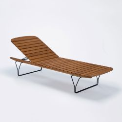 Chaise Lounge Jardin Ajustable MOLO