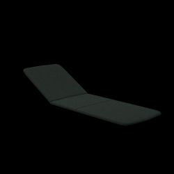 Cushion for Sunbed MOLO | Alpine Green