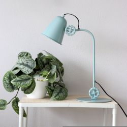 Dolphin Table Lamp | Green