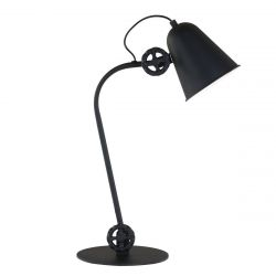 Table Lamp Dolphin | Black