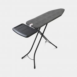Ironing Board with Iron Rest B | Denim Black