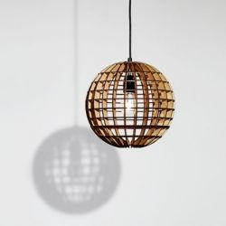 The Globe Lamp