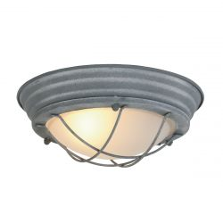 Ceiling - Wall Lamp 1-L. Lisanne | Beton Look Grey