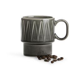 Becher 250 ml | Grau