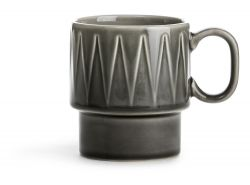 Mug 400 ml | Grey