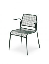 Outdoor Armchair Mira | Green