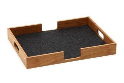 Tablet Tray -Black