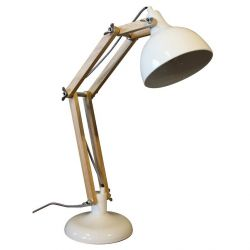 Lampe de Table Dexter | Blanc