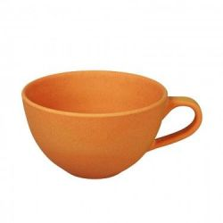 Suppenbecher 4er-Set | Orange