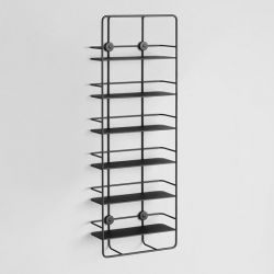 Vertical Shelf Coupé | Black