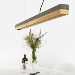 Pendant Lamp [C1] Dark Oak
