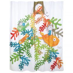 Shower Curtain | Marine Universe