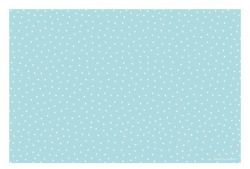 Vinyl Mat Stars | Blue