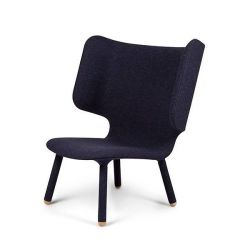 Tembo Chair | Tweed Blue