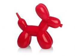 Ballon-Hund-Nachtlicht | Rot