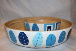 Bamboo Gunilla Blauw
