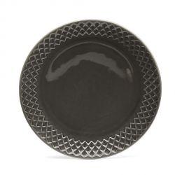 Kleiner Teller | Grau