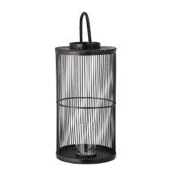 Lanterne Effie | Schwarz