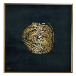 Poster 24K Gold | Baum