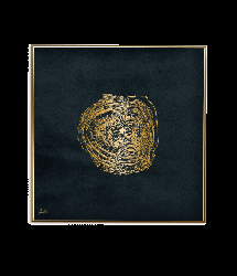 Poster 24K Gold Small | Baum