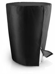 Schutzhülle für Holzkohle-Grill | Schwarz