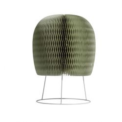 Lampe de Table Fluffy | Vert
