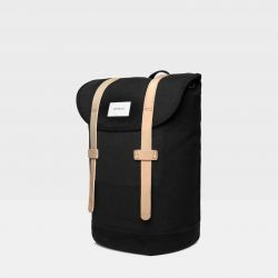 Backpack STIG | Black with Natural Leather