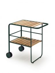 Serving Trolley Fuori | Green