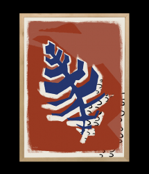 High-quality Poster | TRIBE_05 by Merav Lerech