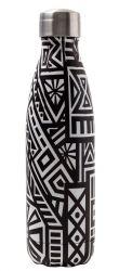 Isotherme Trinkflasche 500 ml | Ethnisch