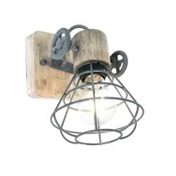 Wall Lamp 1-L 1578G | Green