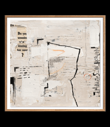 High-quality Poster | SENTIMENT_03_SQ by Irit Hayon