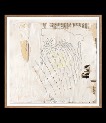 High-quality Poster | SENTIMENT_05_SQ by Irit Hayon