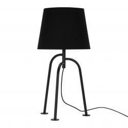 Lampe de Table Jay | Noir Mat