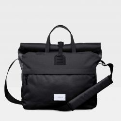 Backpack TOR | Black with Black Leather