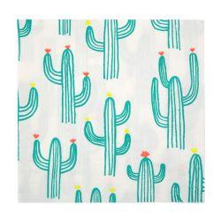Napkins set of 20 | Cactus