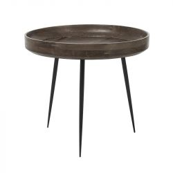 Table Bowl Large | Sirka Grey Stained Mango Wood