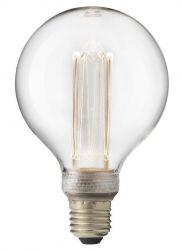 Glühbirne Future LED 3000K 9.5 cm   Transparent