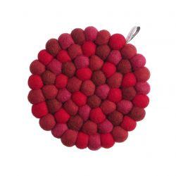 Sous-Plat Rond | Cherry
