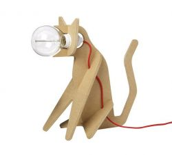 Lampe Get Out Chat | Naturel