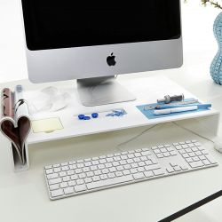Deskbridge | White