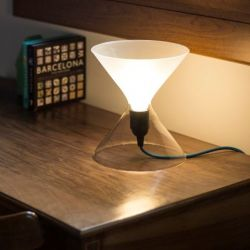 JAL Mini Lamp | Frosted