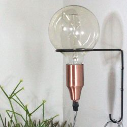 Wall Lamp Atom | Copper