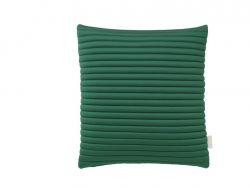 Linear Memory Pillow Square | Green