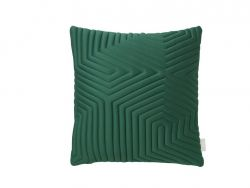 Optical Memory Pillow Square | Green