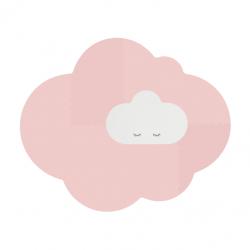 Spielmatte Wolke - Groß | Rosarot