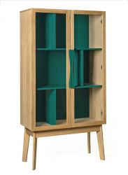 Display Cabinet Avon | Green